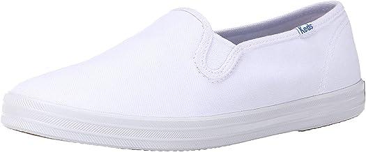 Amazon.com: white canvas shoes