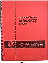 Colchester Mascot 1600 Lathe 17