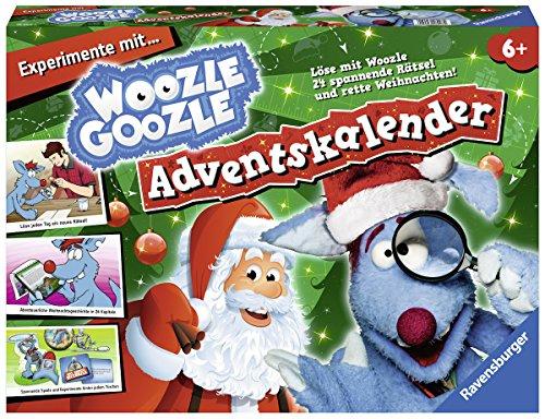 Ravensburger 18998 - Woozle Goozle Adventskalender 2017