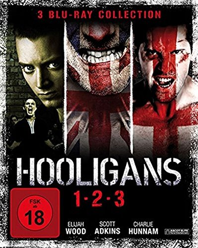 Hooligans Box [3 Blu-rays] [Alemania] [Blu-ray]