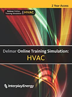 Delmar Online Training Simulation: HVAC, 4 term (24 months) Printed Access Card