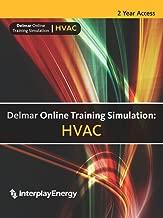 Delmar Online Training Simulation: HVAC, 4 term (24 months) Printed Access Card