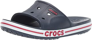 Crocs Womens Unisex-Adult Mens Men's & Women's Bayaband Slide Sandal