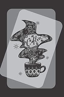 Coffee Notebook & journal: 6