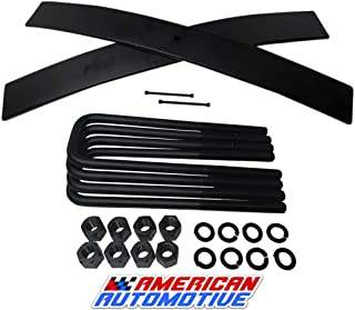 American Automotive Rear Leveling Kit for 1995-2019 Tacoma 1.5