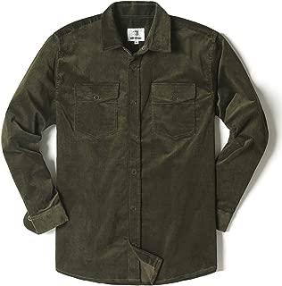 Best green corduroy shirt mens Reviews