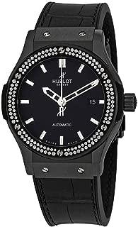 Hublot Classic Fusion Black Magic Chronograph Automatic Black Dial Men's Watch 542.cm.1170.LR.1104