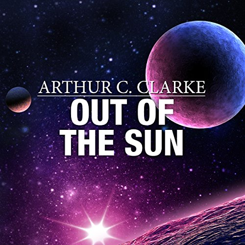 Out of the Sun audiobook cover art