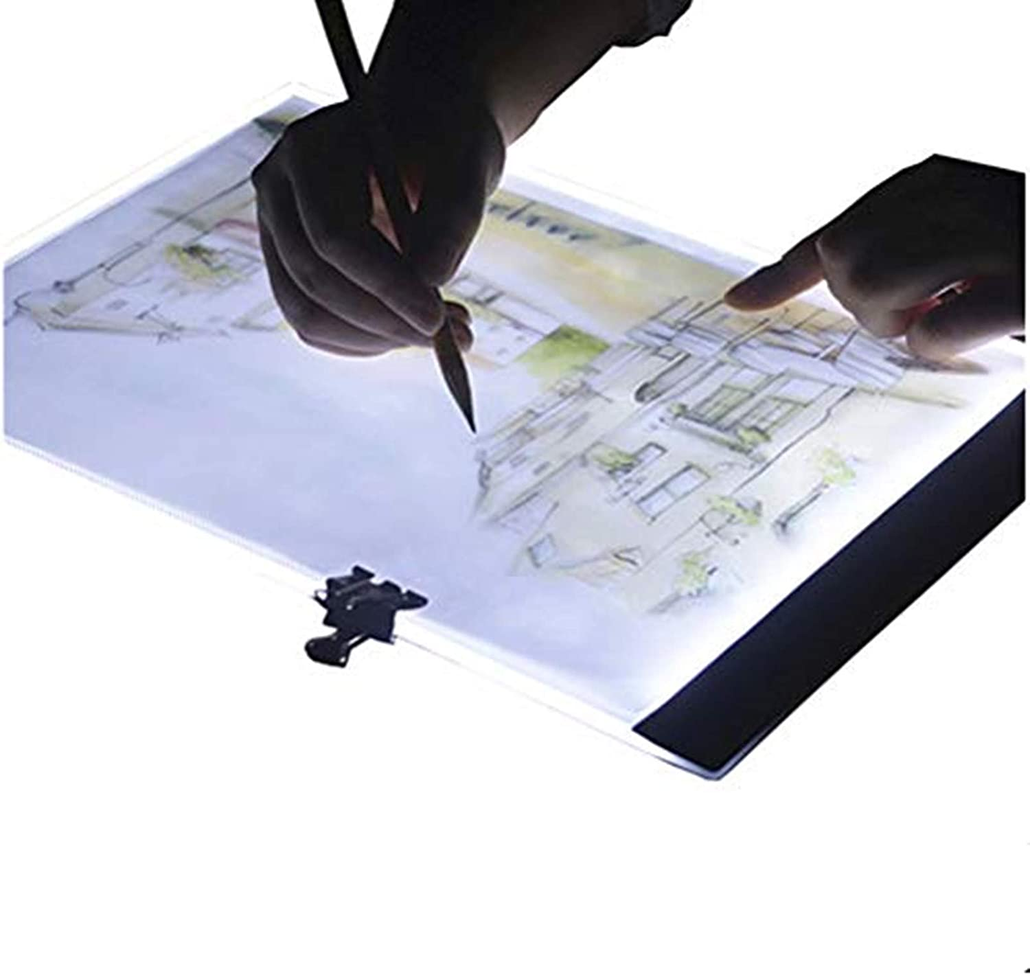Eshylala A5 LED Drawing Artcraft Safety and trust Tablet San Jose Mall Ultra-Thin Portable