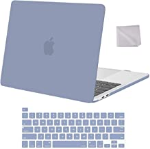MOSISO Compatible with MacBook Pro 13 inch Case 2016-2020 Release A2338 M1 A2289 A2251 A2159 A1989 A1706 A1708, Plastic Ha...