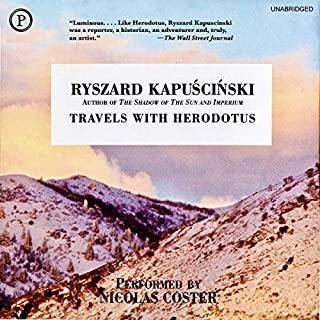 Travels with Herodotus cover art