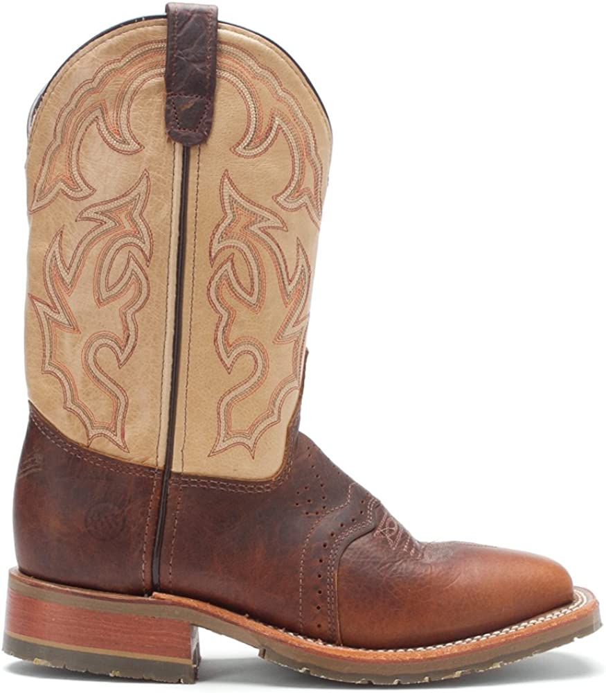 Double H Mens DH5305 Steel Wide Square Toe ICE Roper