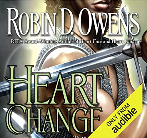 Heart Change audiobook cover art