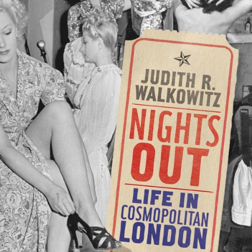 Nights Out audiobook cover art