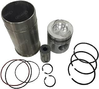 1409-3112 John Deere Parts Piston Kit (Std) 4440; 4640; 4840; 5720 FORAGE HARVESTER; 5720 LOADER; 644D INDUST/CONST; 646C COMPACTOR; 6620 COMBINE; 6620 INDUST/CONST; 6622 COMBINE; 740A INDUST/CONST; 7