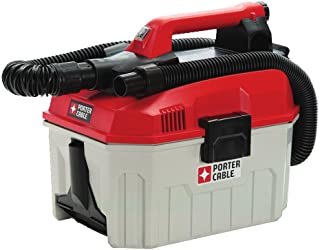 PORTER-CABLE PCC795B 20V MAX Wet/Dry Vacuum (Tool Only), 2 gallon