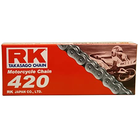 DID 420 D Standard Racing Chain 106 links with Split link