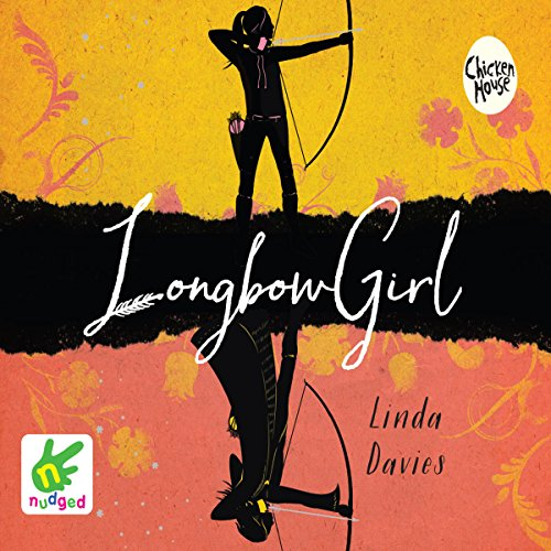 Longbow Girl audiobook cover art