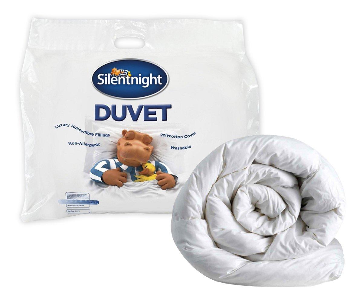 Silentnight 10.5 Tog Hollowfibre Duvet