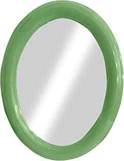BAAL Plastic Wall Mirror (Green)