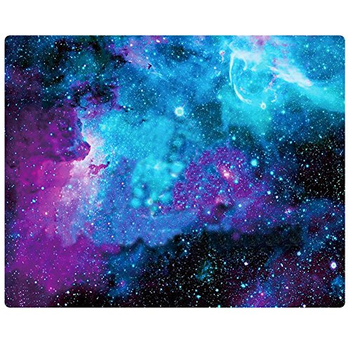 Mouse Pad pad-001 Galaxy Customized Rectangle Non-Slip Rubber Mousepad Gaming...