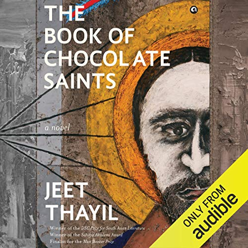 The Book of Chocolate Saints audiobook cover art
