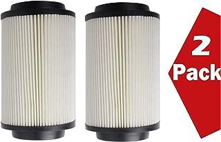 Podoy 7080595 Air filter for Polaris 500 Sportsman Scrambler Magnum 400 600 700 800 550 850 (Pack of 2)