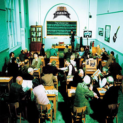 The Masterplan [12 inch Analog]