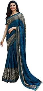Indian Sari Fashion Designer Ethnic Georgette Saree STARWALK 37