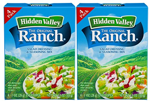Ranch Seasoning and Salad Dressing Mix
