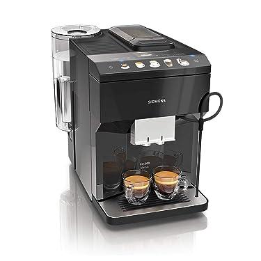 Siemens TP503R09 Superautomatische Espressomaschine, EQ.500 Classic, Schwarz, 1500 W, 1,7 Liter, Kunststoff