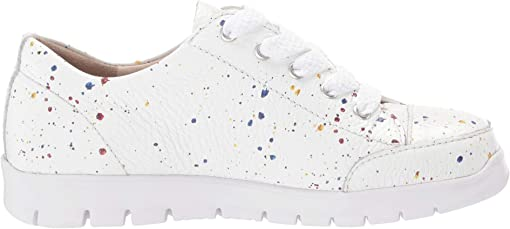 White/Speckled