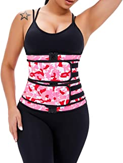 Waist Trainer Belt for Women Weight Loss Everyday Wear Postpartum Corsets Body Shaper
