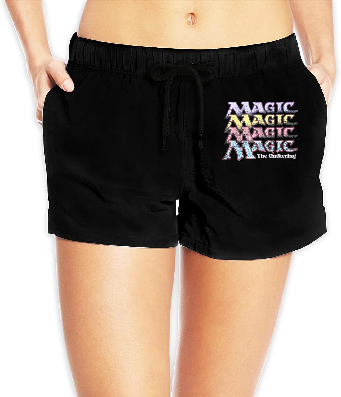 Seasonal Wrap Introduction Magic The Gathering Women Beach Trunks Qu Shorts Sports Swimwear Selling rankings