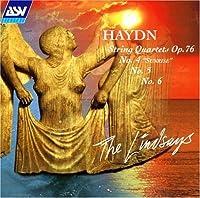 Haydn: String Quartets Op.76 Nos. 4, 5, & 6 (2012-01-23)