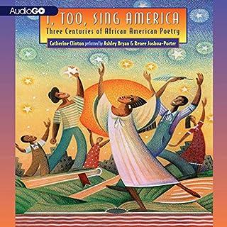 I, Too, Sing America cover art