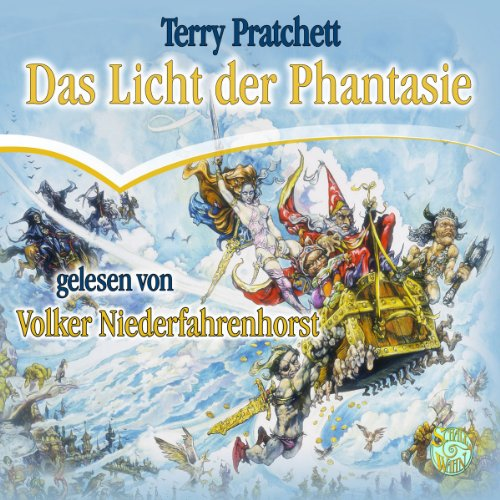 Das Licht der Phantasie audiobook cover art