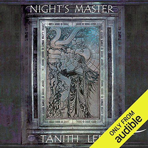 Night's Master audiobook cover art