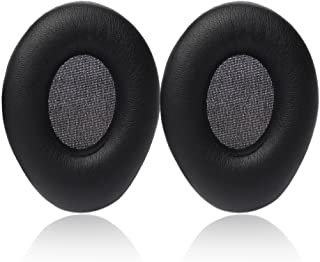 ITIS Replacement Earpad Ear pad Cushions for Monster Diamond Tears Edge On-Ear Headphone with ITIS Headphone Cable Clip