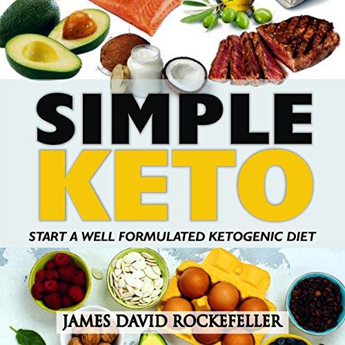 Simple Keto cover art