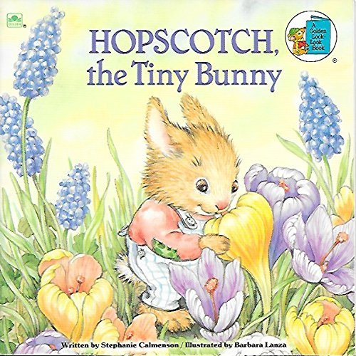 Hopscotch, the Tiny Bunny (A Golden Look-Look Book)
