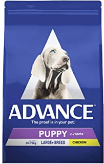 Advance Puppy Large Breed Chicken 15kg Dog Dry Food