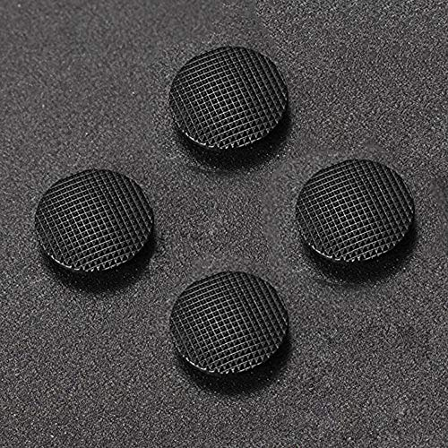 Replacement 3D Analog Joystick Thumb Button Stick Cap Cover Grips for Sony PSP 1000(Black)