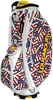 Loudmouth Flagadelic 9 Inch Staff Golf Bag