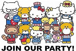 GXWBH Animado de Hellokitty Hello Kitty Puzzle, tabletas 500/1000/1500 - Partición P5/13 ( Color : B , Size : 1000P )