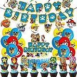 Paw Dog Patrol Geburtstagset