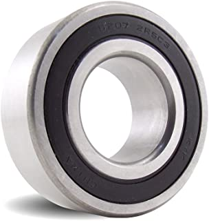 MR60/32C-2RS/C3 #3 SRL, 32x58x13 mm, Ceramic Hybrid Radial Bearing