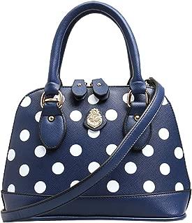 FTSUCQ Womens Leather Shell Shoulder Handbags Messenger Tote Bags