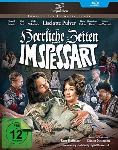 Herrliche Zeiten im Spessart ( [Blu-ray]