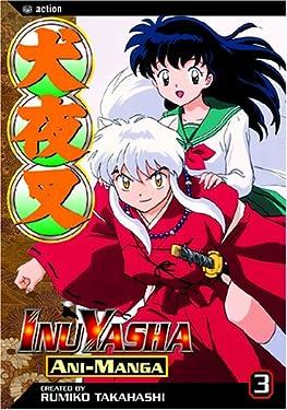 Inuyasha Ani-Manga, Vol. 3